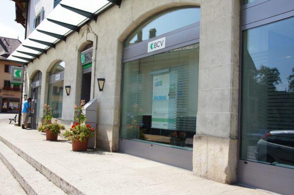 Banque cantonale Vaudoise