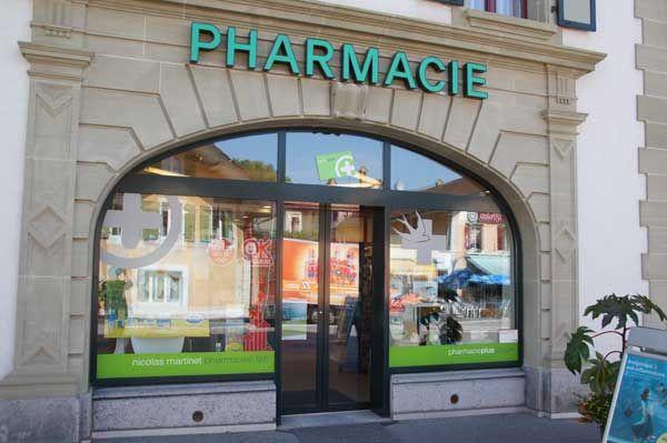 Pharmacie d'Oron